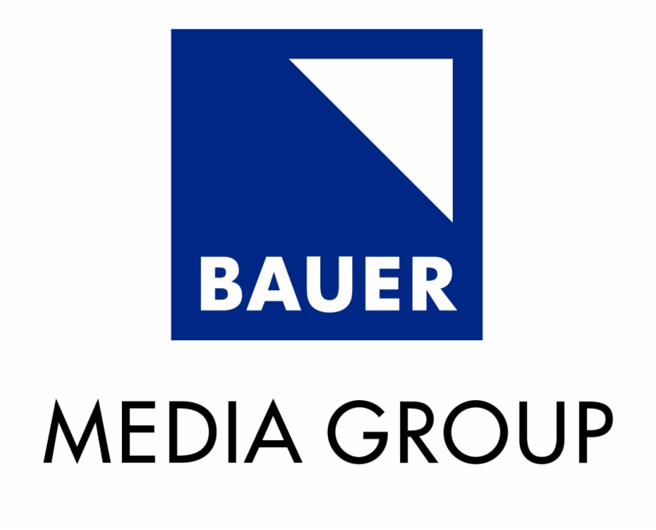 Bauer Media Group Logo Free PNG Images & Clipart Download #872760.