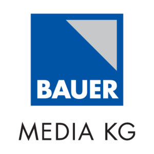 Bauer Media logo, Vector Logo of Bauer Media brand free download.