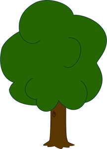 893 Baum kostenlose clipart.