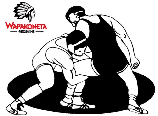 Wapakoneta High School Wrestling.