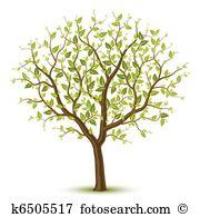 Baum Clip Art Vektor Grafiken. 305.642 baum EPS Clipart Vektor und.