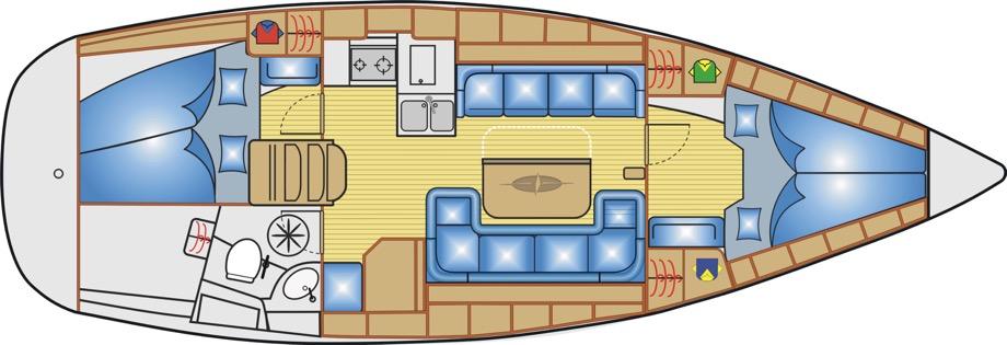 Bavaria 33 Cruiser.