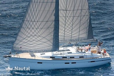 Sailing boat rent Bavaria 44 in Marina Zadar, Zadar.