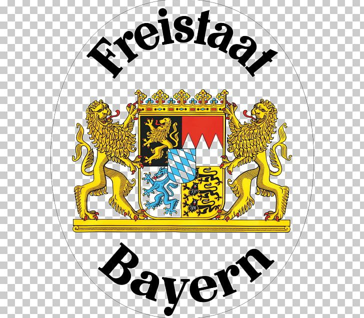 Coat Of Arms Of Bavaria States Of Germany Free State.