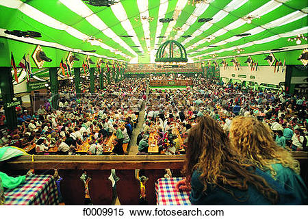 Stock Image of Bavaria, Munich, Oktoberfest f0009915.