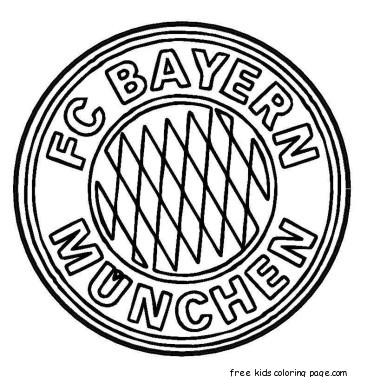 Bayern munich clipart.