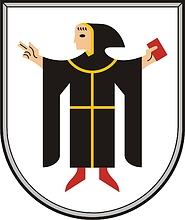 Munich (Bavaria), large coat of arms.