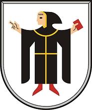Munich (Bavaria), large coat of arms.