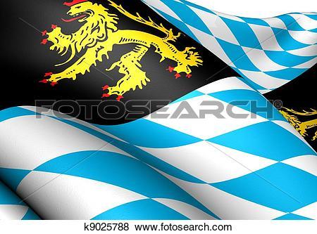 Stock Illustration of Bavaria.