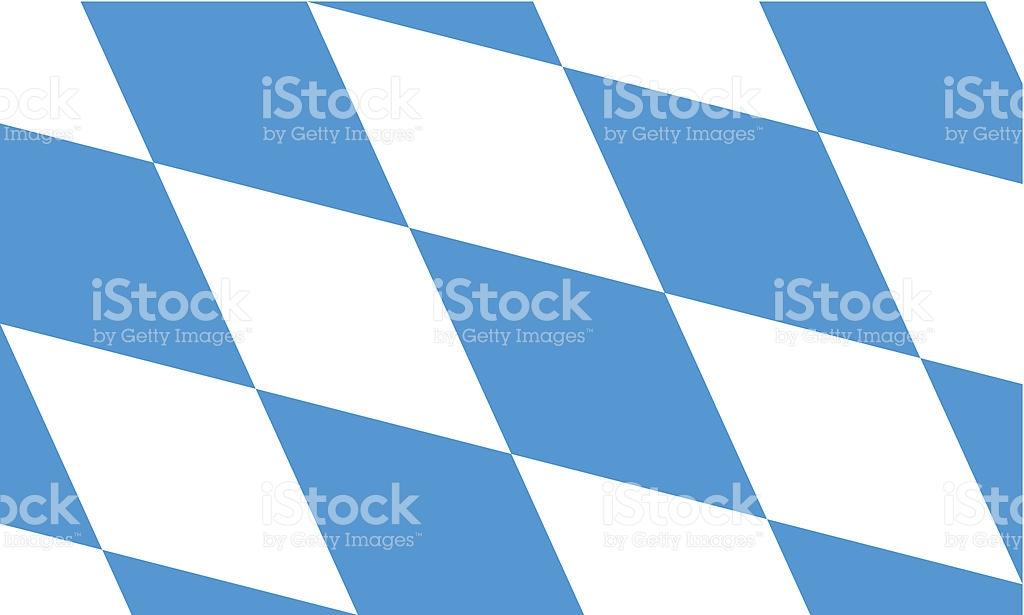 State Of Bavaria Flag stock vector art 450706415.