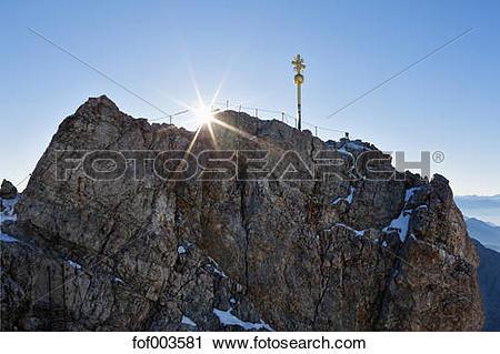 Stock Photography of Austria, Germany, Bavaria, Bavarian Alps.