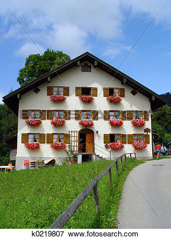 Picture of Bavarian House k0219807.