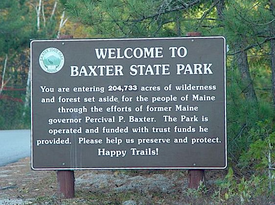 Wicked Awesomology: Exploring Baxter State Park with Led Zeppelin.