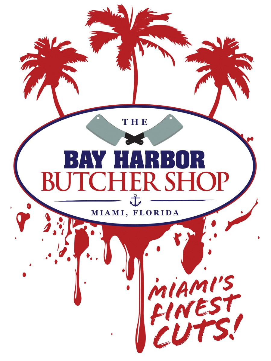 Bay Harbor Butcher Shop Mug, Inspired by Dexter.
