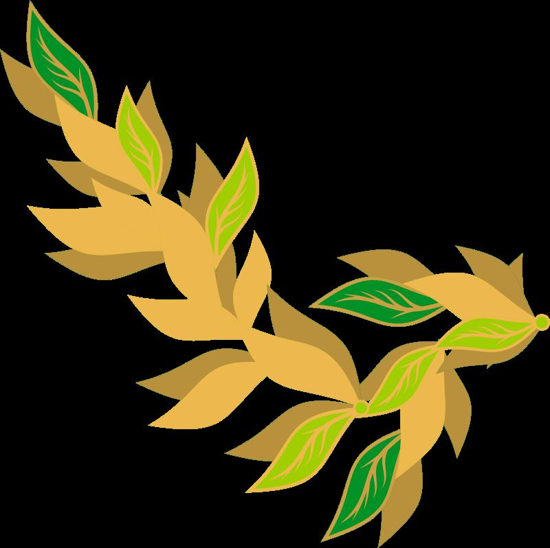Free Clipart: Bay leaf.