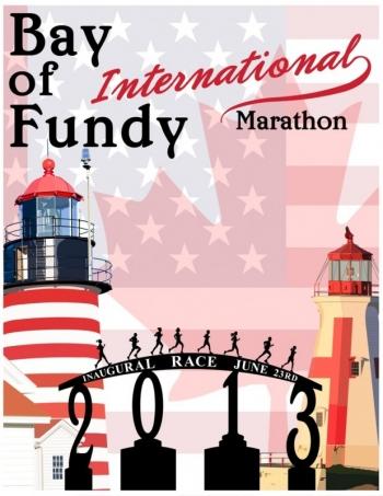 Bay of Fundy International Marathon.