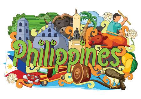 1,375 Philippines Culture Stock Vector Illustration And Royalty Free.