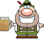 Cartoon Person Lederhosen Stock Photos, Images, & Pictures.