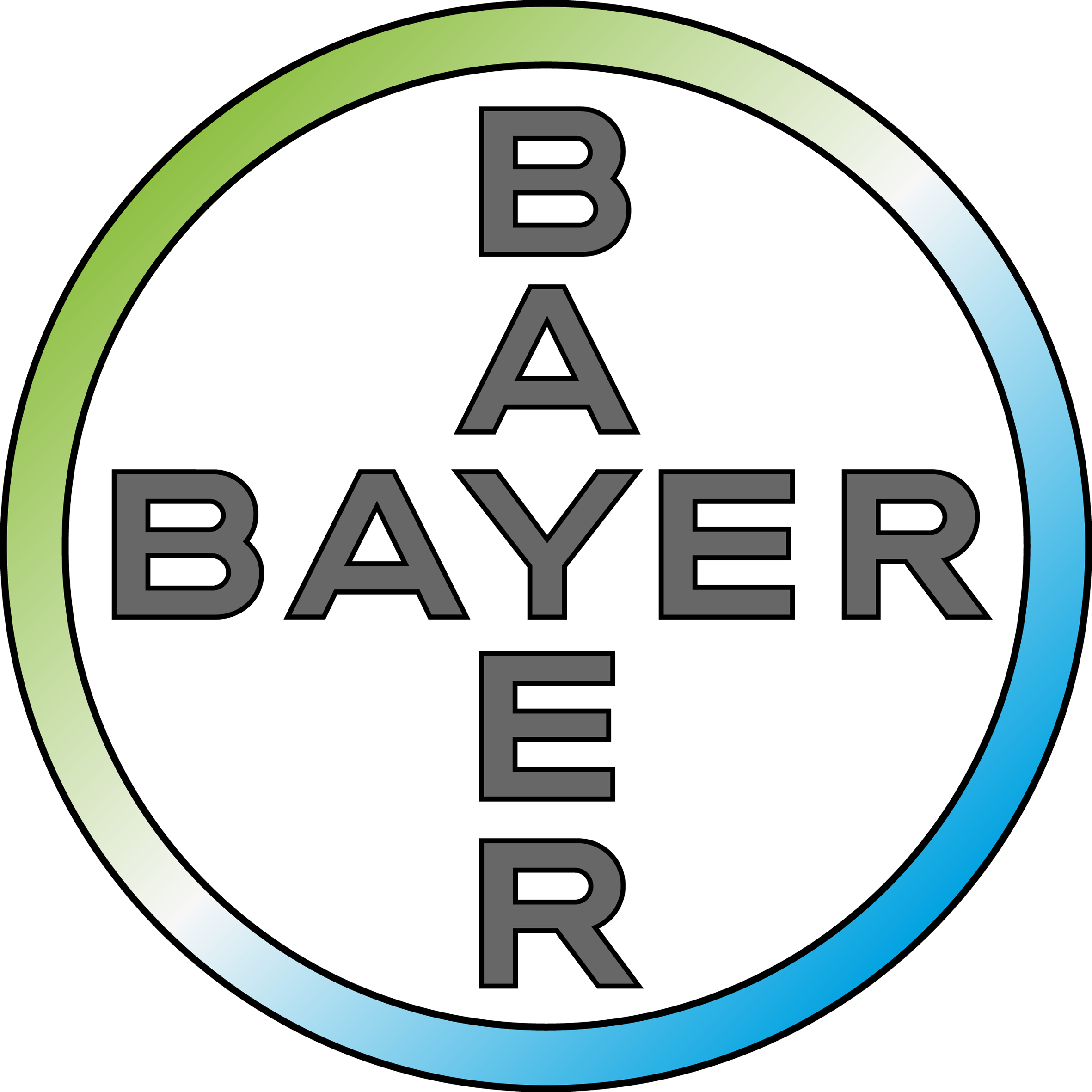 Bayer Health Care Logo Clip Art.