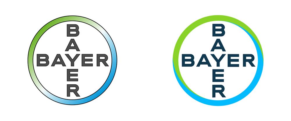 Brand New: New Logo for Bayer.