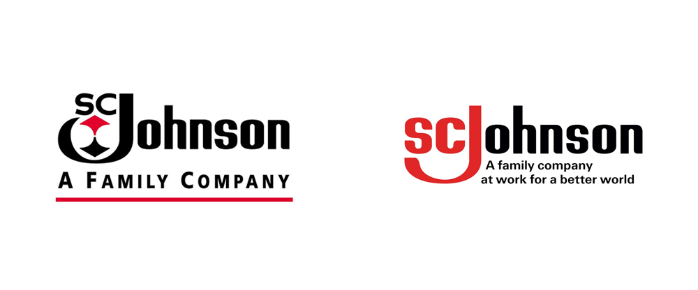 Brand New: New Logo for SC Johnson.