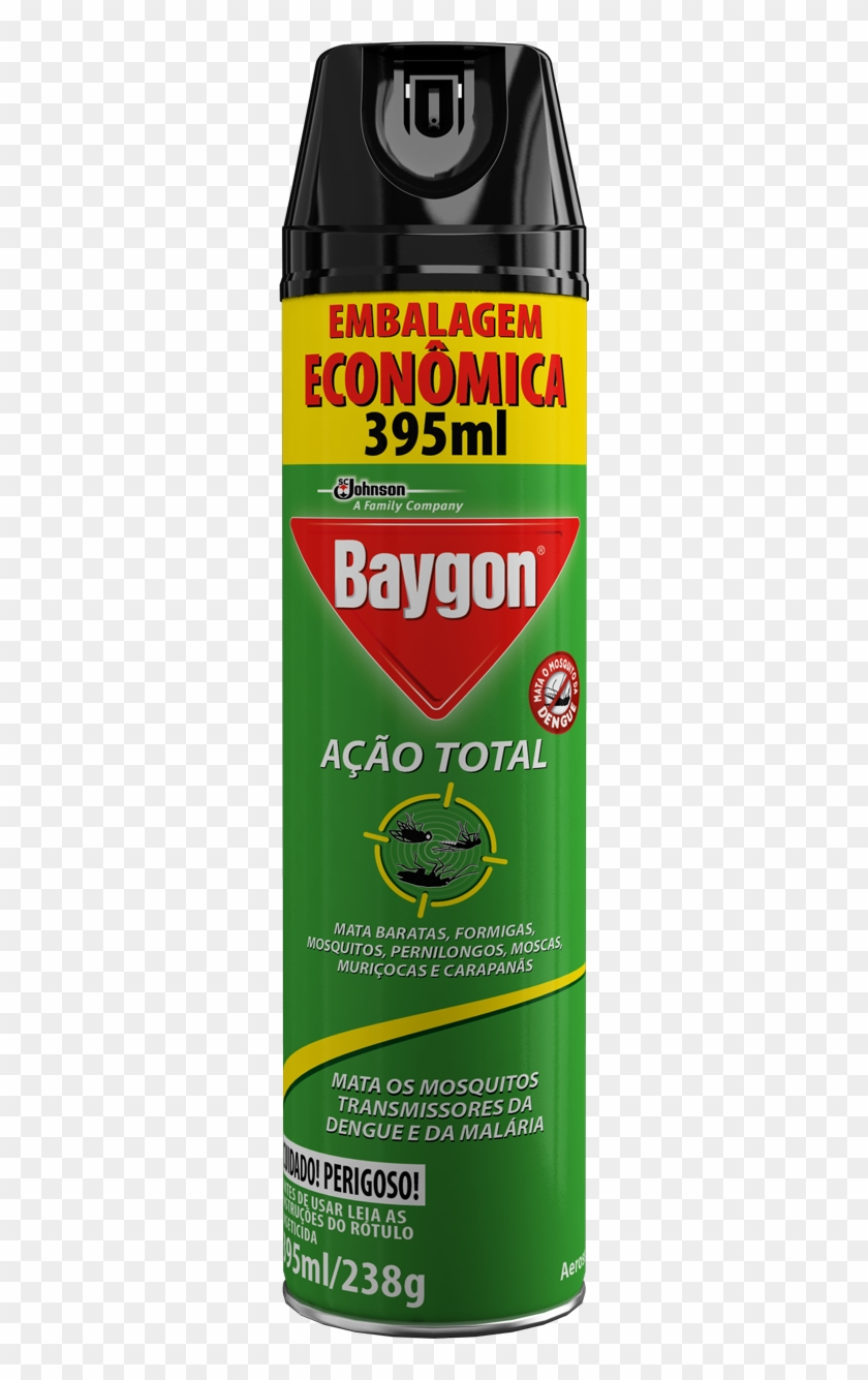 Baygon Accion Total 395ml No Promo.