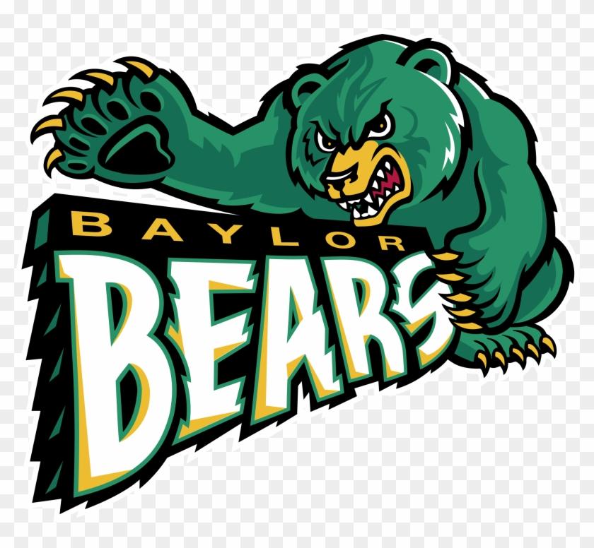 Baylor Bears 02 Logo Png Transparent.