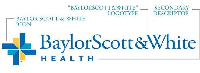 The Baylor Scott & White Health Logo.