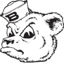 Baylor University Baylor Bears and Lady Bears Green.