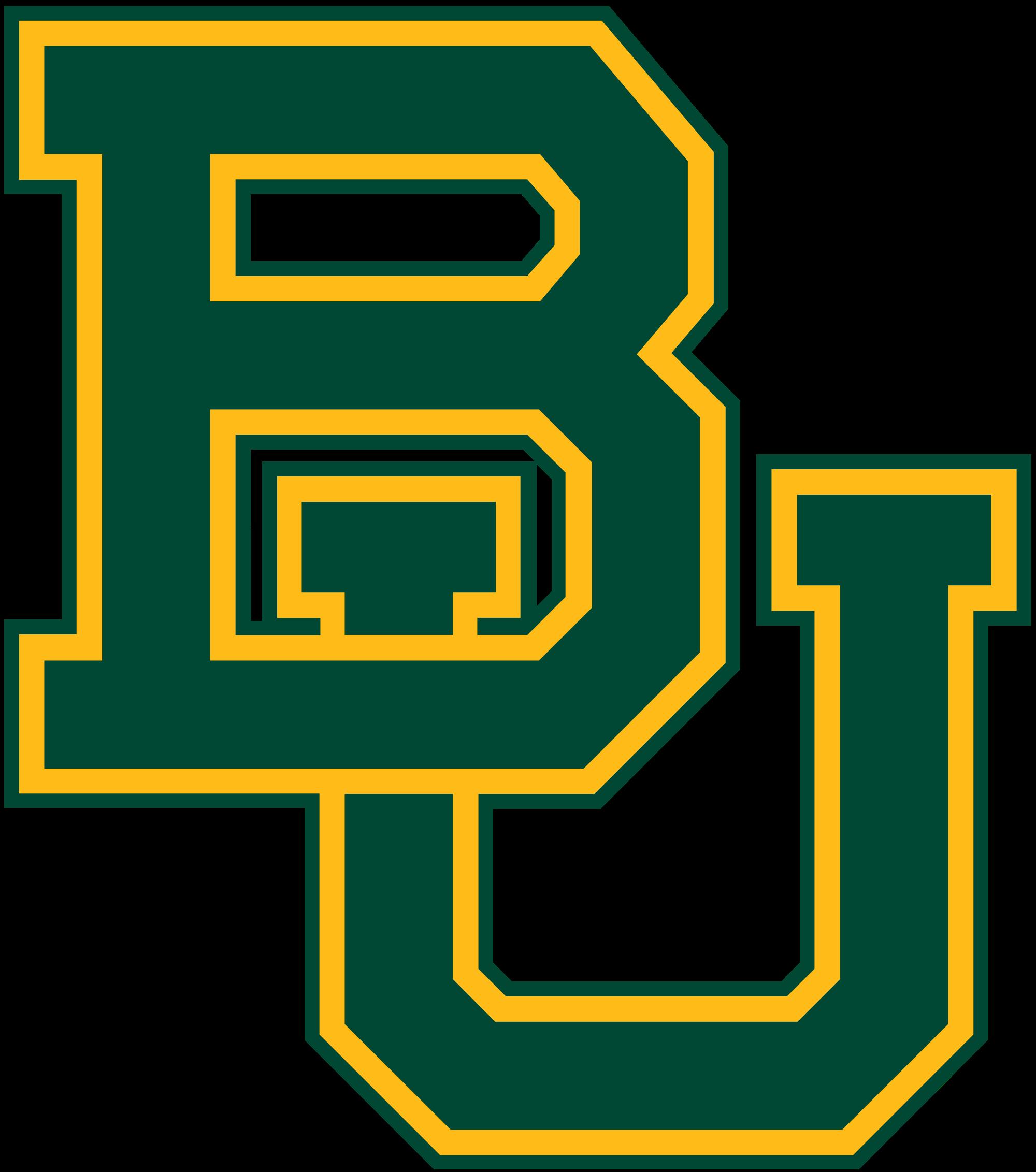 Baylor University Clipart.