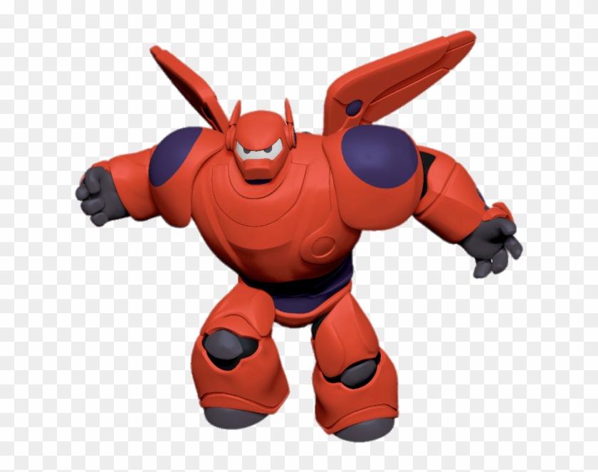 Big Hero 6 Baymax In Armour.