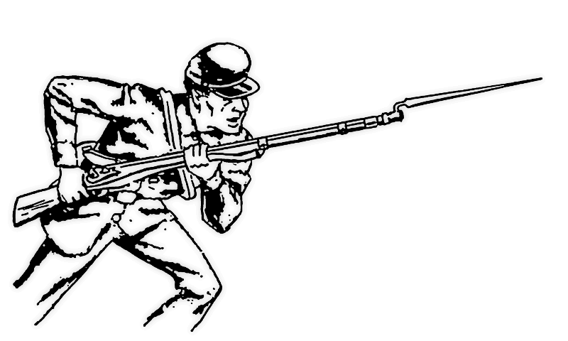 Bayonet Clipart.