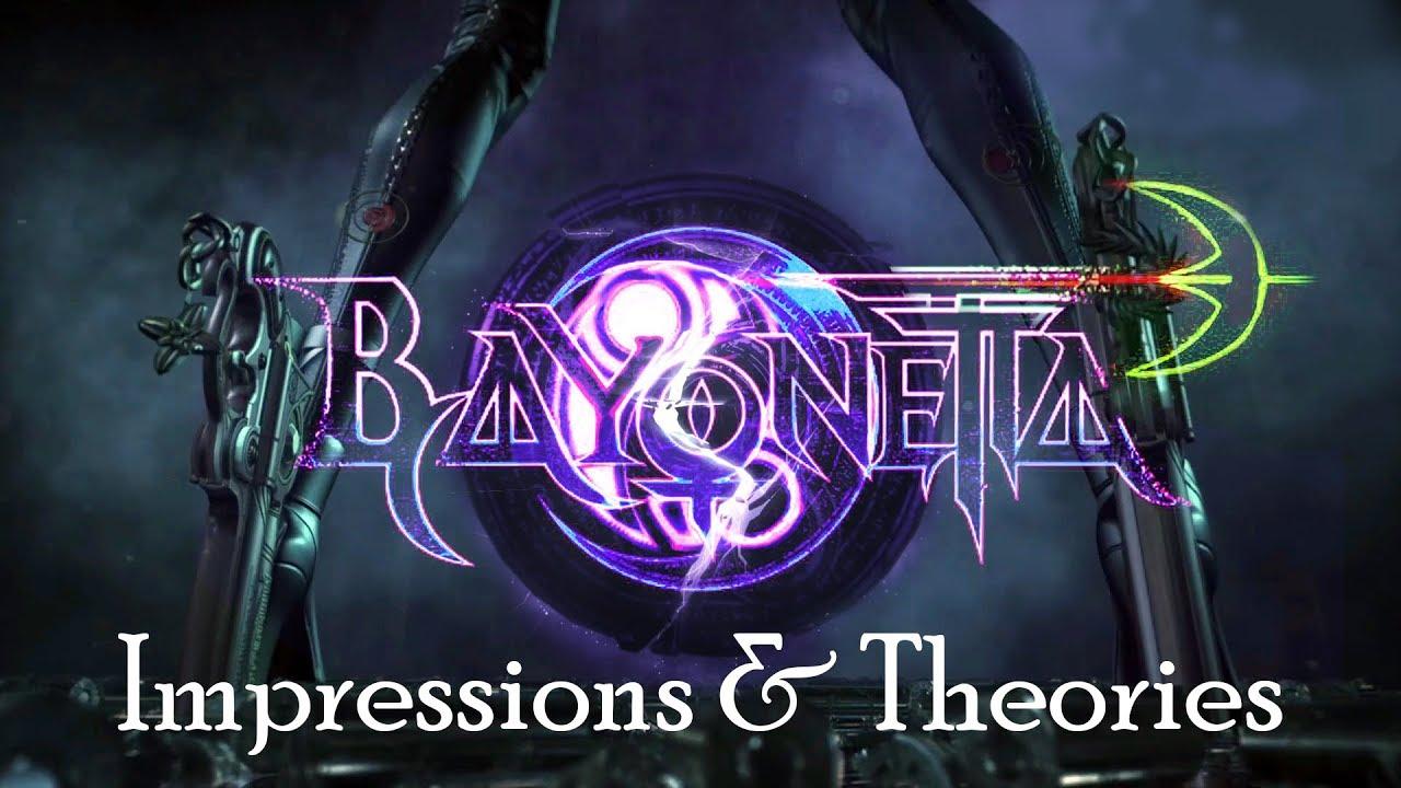 Bayonetta 3 impression & Theories.