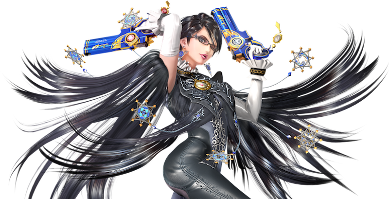 Why Some People Love Playing As Smash Bros.' Bayonetta, And Why Some.