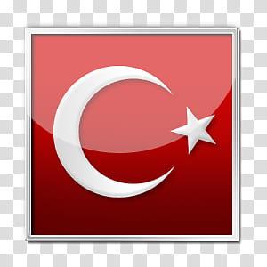Turk Bayrak Logolari transparent background PNG clipart.