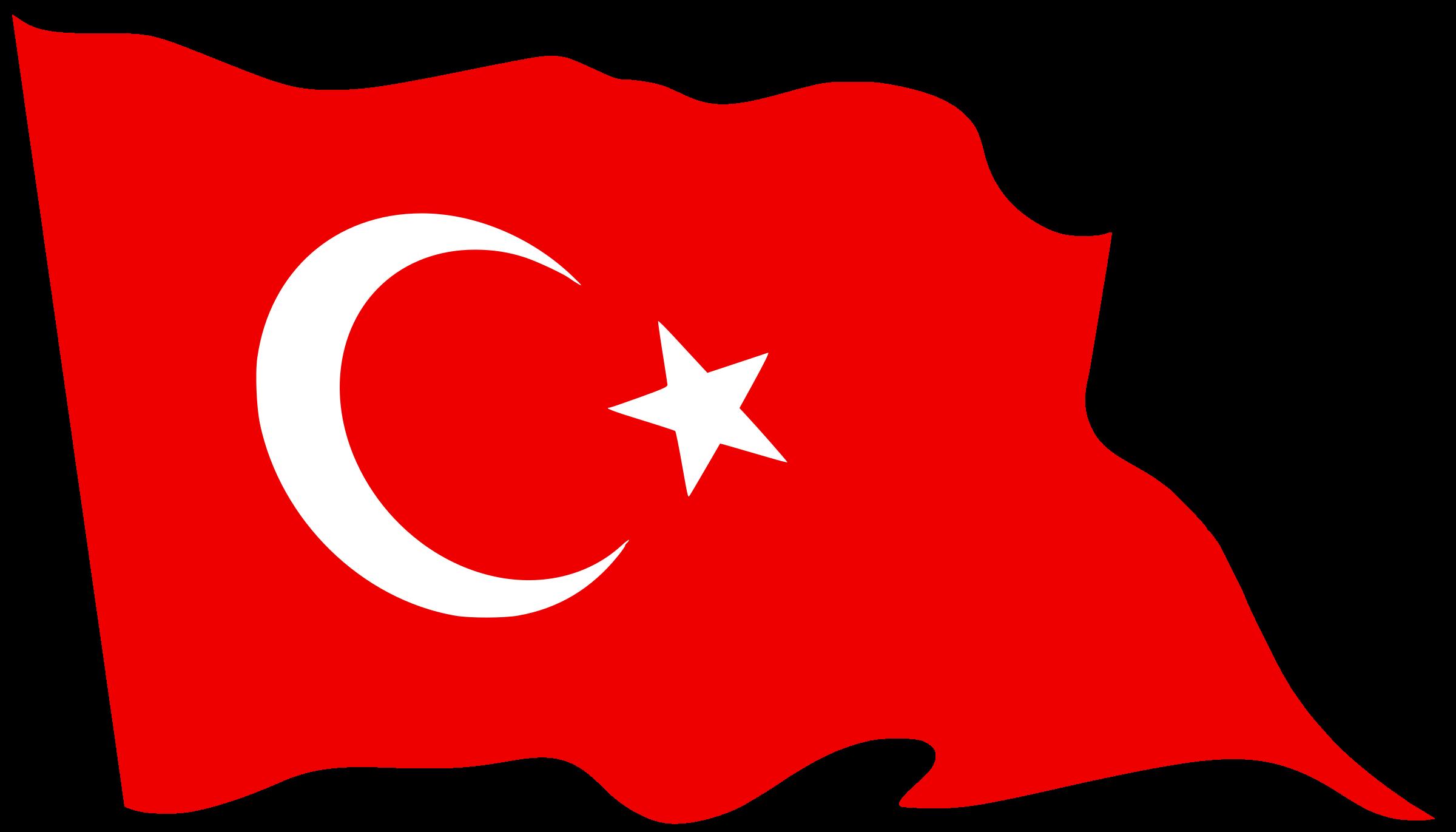 Free Turkish Flag Png, Download Free Clip Art, Free Clip Art.
