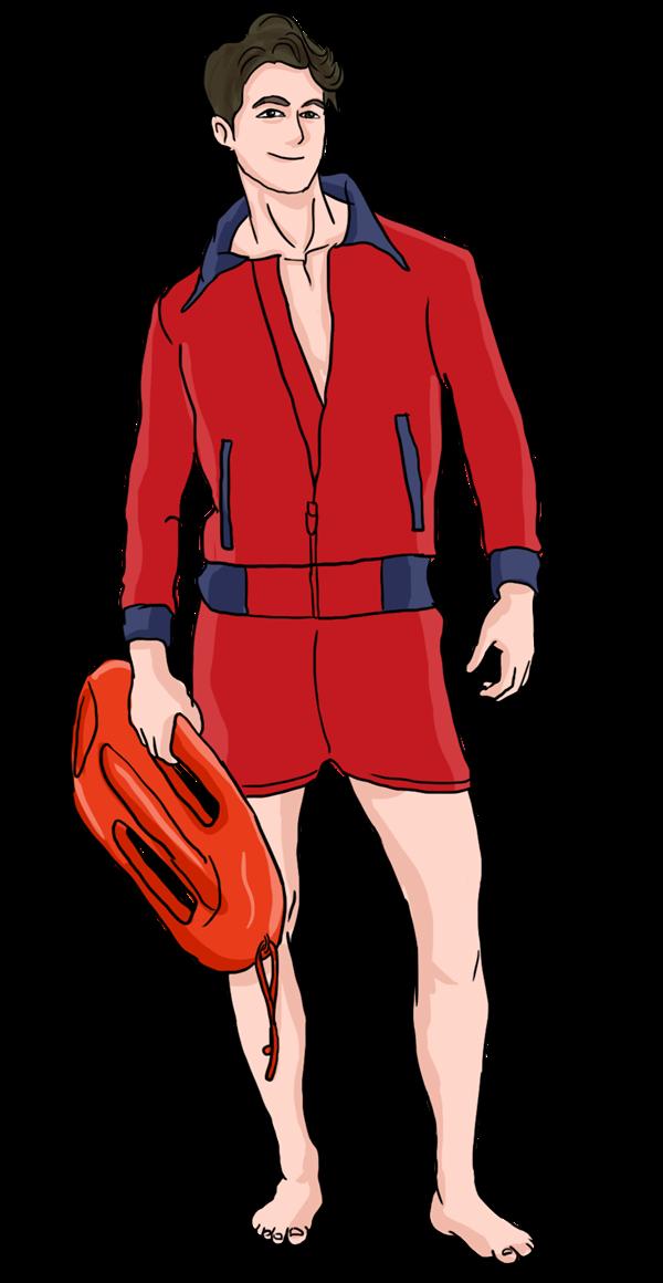 Clipart lifeguard.