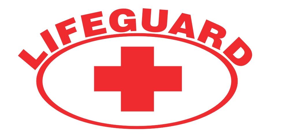 Lifeguard patch clipart.