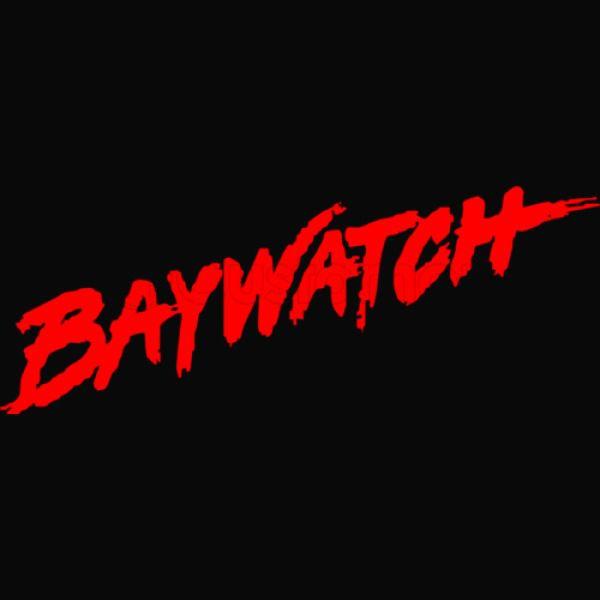 Baywatch Logo Pantie.