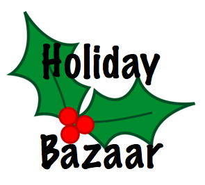 Church bazaar clipart.