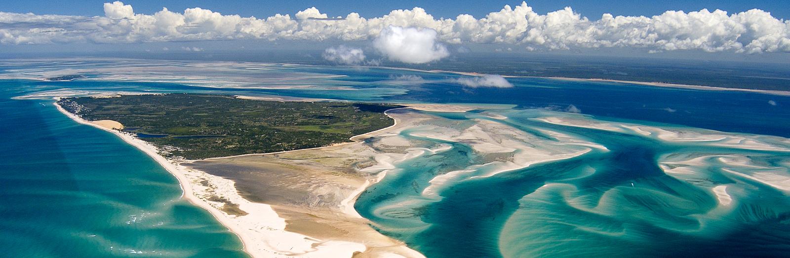 Bazaruto Archipelago, Mozambique.