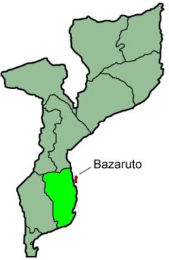 Bazaruto.
