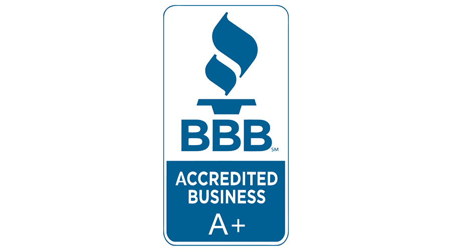 BBB ACCREDITED BUSINESS A+ Vector Logo.
