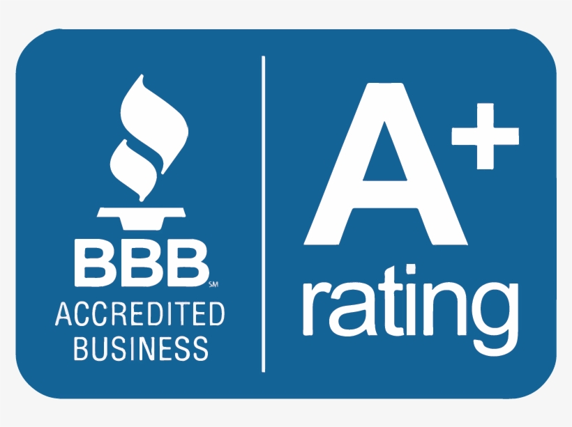 A Bbb Accredited Business With An A Rating.