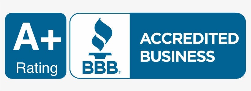 Bbb Accredited Business A+ Logo.