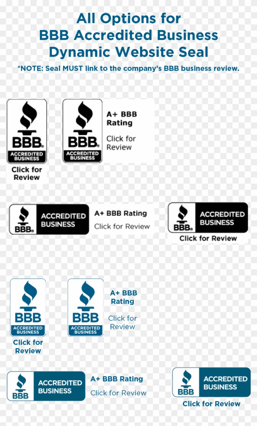 Bbb Logo Horizontal Png, Transparent Png.