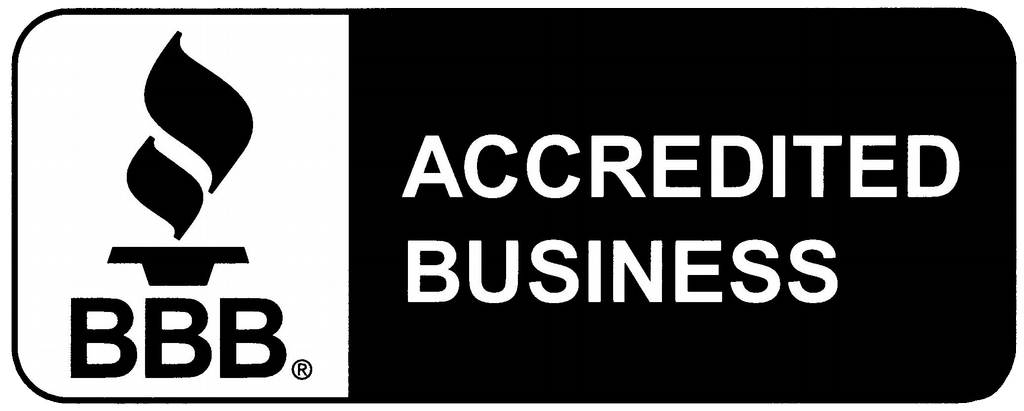 Bbb accredited Logos.