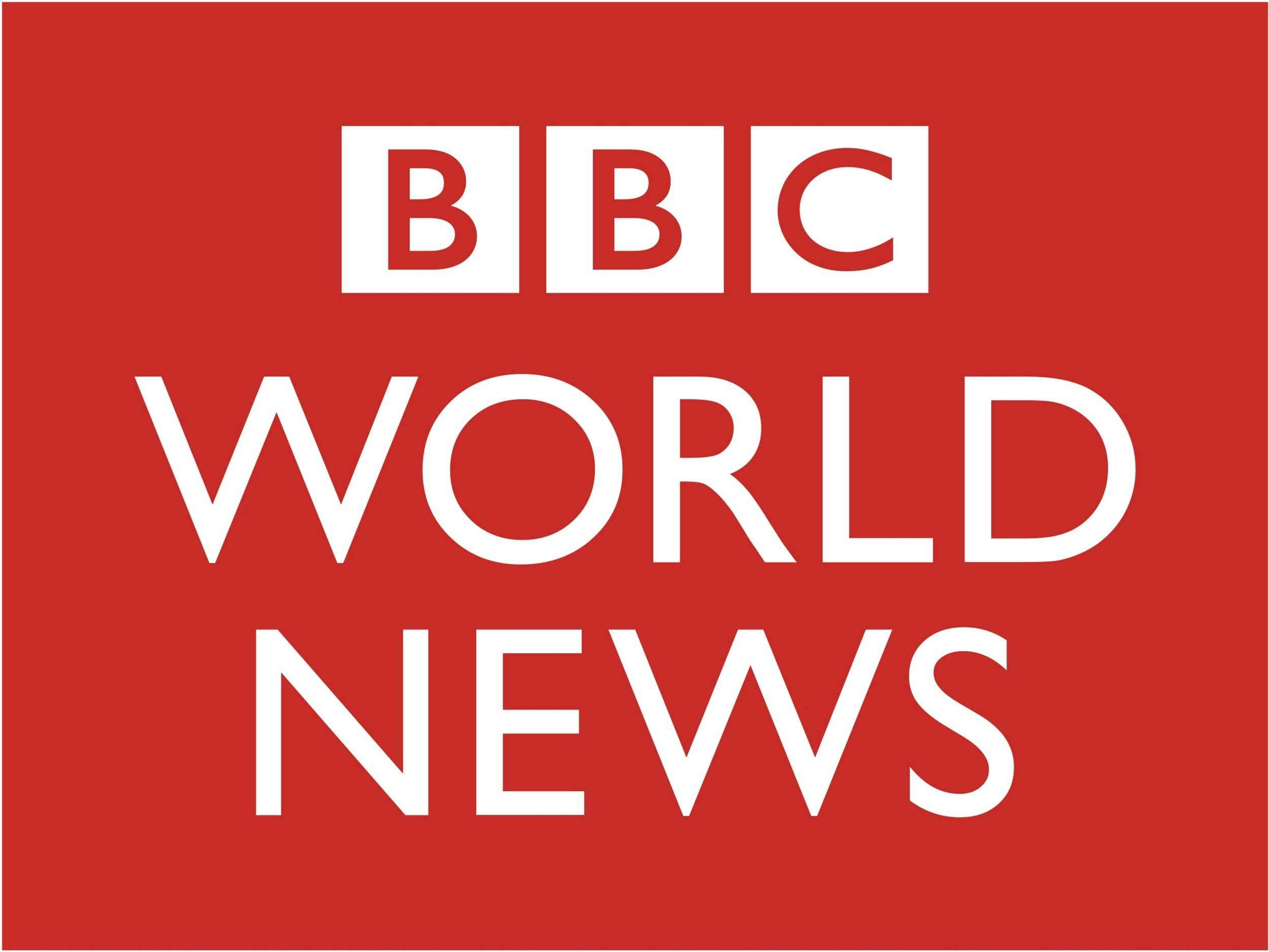 BBC World News Logo Download Vector.