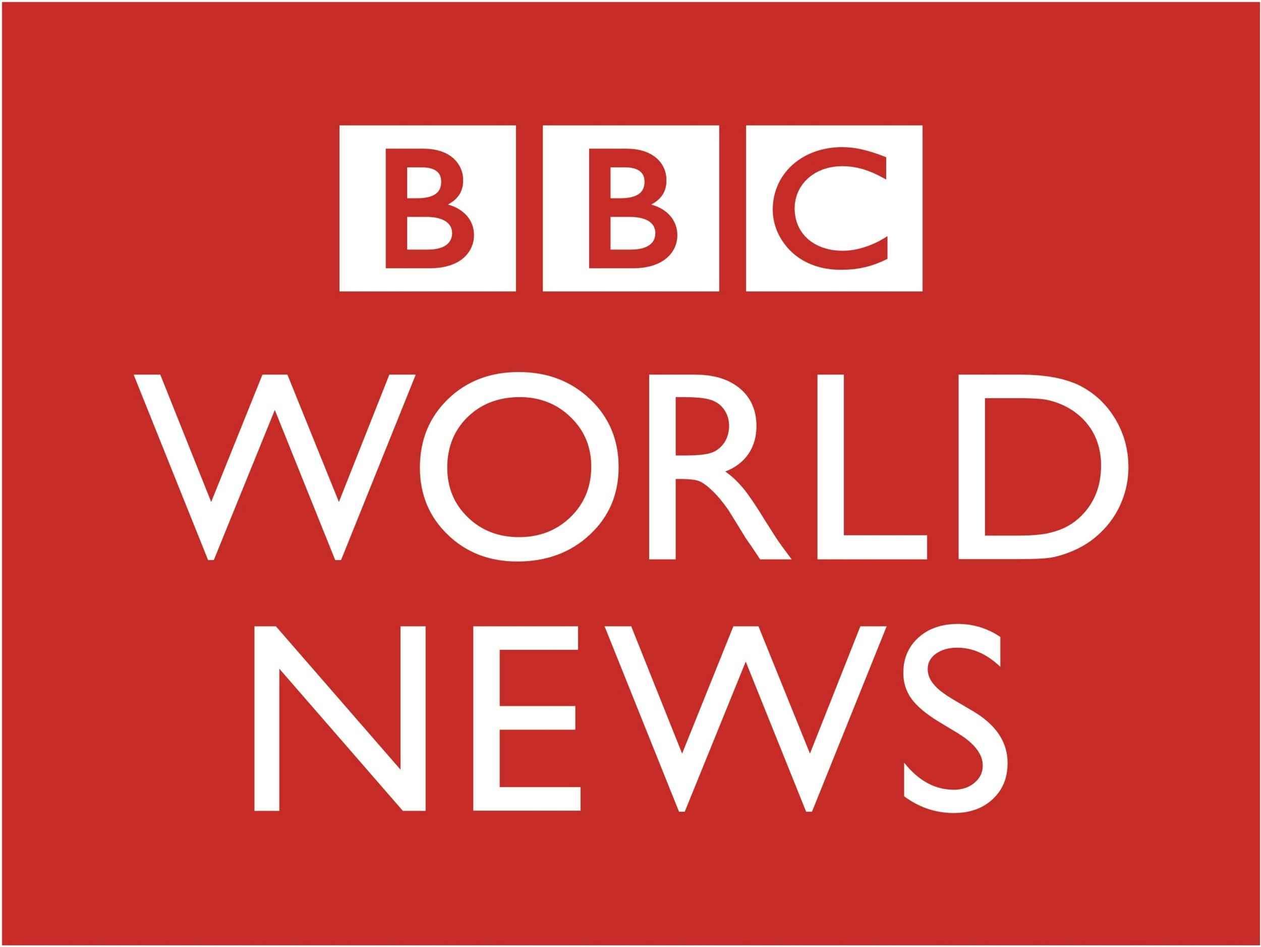 BBC World News Logo Download Vector.