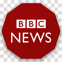 Free Apps And Website Polygon Icons, BBC NEWS transparent.
